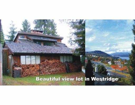 Main Photo: 7222 RIDGE DR in Burnaby: Westridge Burnaby House for sale (Burnaby North)  : MLS®# V564700