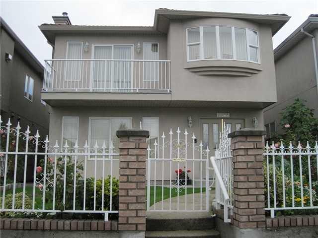 Main Photo: 4488 Fraser St. in Vancouver: Fraser VE House for sale (Vancouver East)  : MLS®# V851821