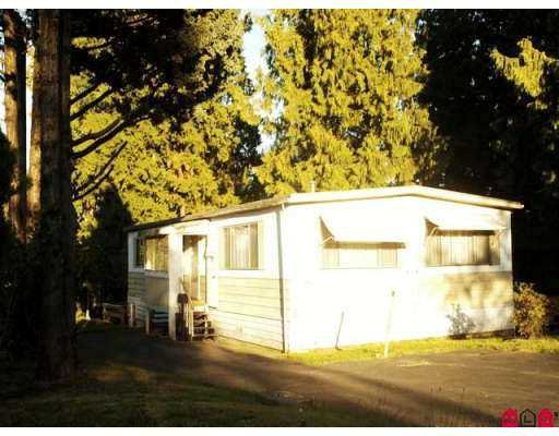 Main Photo: 1 2170 OAKRIDGE in Abbotsford: Poplar Manufactured Home for sale : MLS®# F2718899