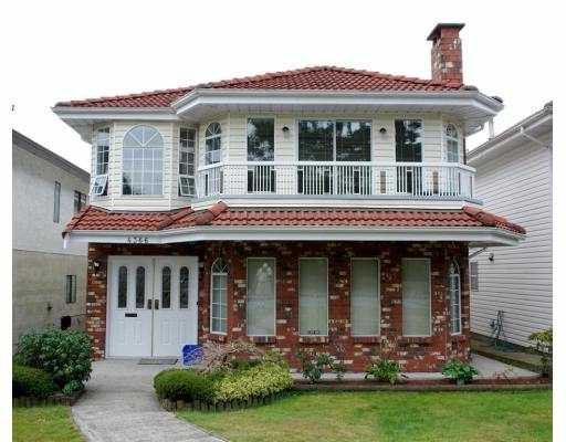 Main Photo: 4366 VENABLES Street in Burnaby: Willingdon Heights House for sale (Burnaby North)  : MLS®# V664669