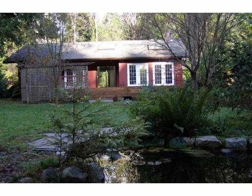 Main Photo: 1190 PAGGIO Road in Roberts_Creek: Roberts Creek House for sale (Sunshine Coast)  : MLS®# V679227