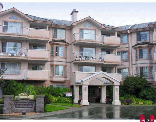 "Main Photo: 306 5375 205TH Street in Langley: Langley City Condo for sale in ""Glenmount Park"" : MLS®# F2809036"