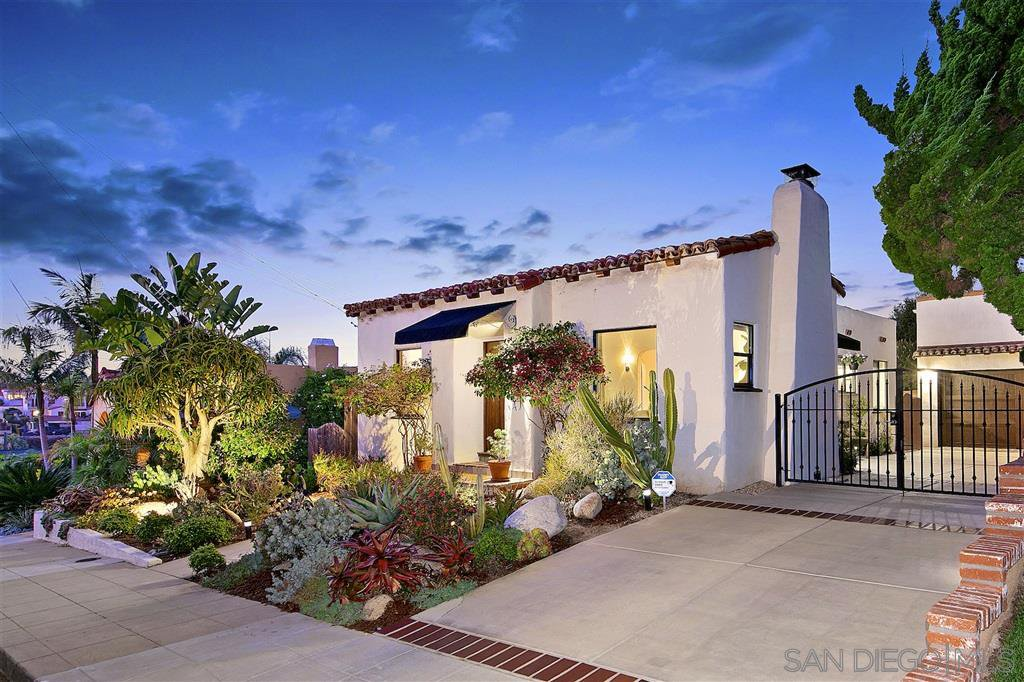 Main Photo: MISSION HILLS House for sale : 3 bedrooms : 1660 Neale St in San Diego
