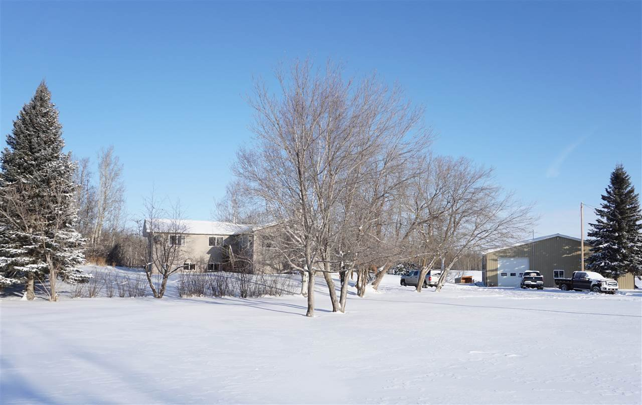 Main Photo: 17 27420 TWP RD 540 Road: Rural Parkland County House for sale : MLS®# E4184392