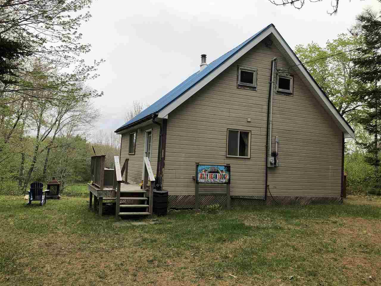 Main Photo: 1385 Highway 348 in Caledonia: 303-Guysborough County Residential for sale (Highland Region)  : MLS®# 202009049