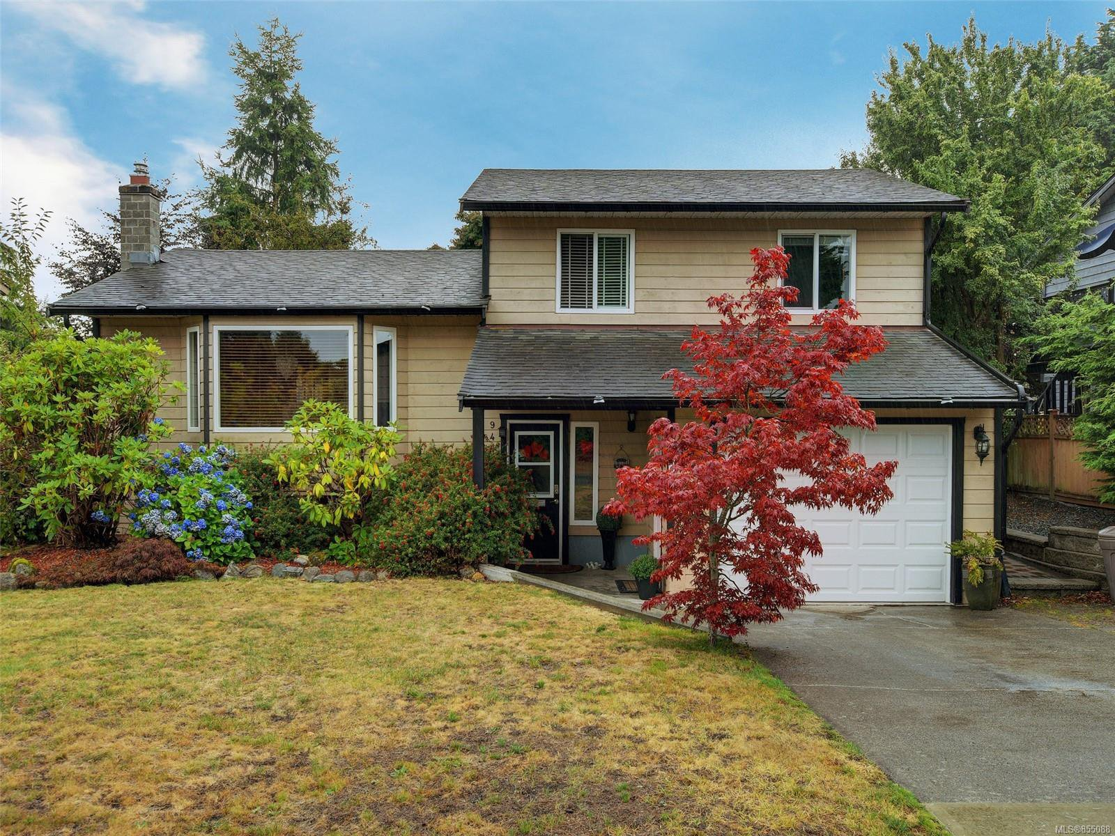 Main Photo: 9496 Eastbrook Dr in : Si Sidney South-West House for sale (Sidney)  : MLS®# 855088