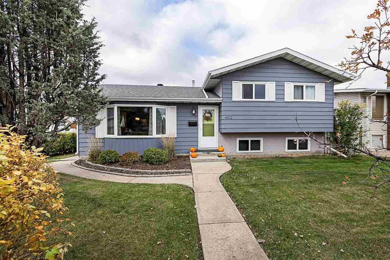 Main Photo: 4312 85 Street in Edmonton: Zone 29 House for sale : MLS®# E4218186