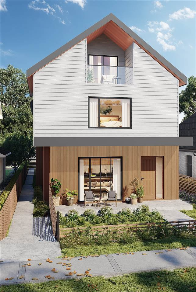 Main Photo: 2025 VENABLES Street in Vancouver: Grandview Woodland 1/2 Duplex for sale (Vancouver East)  : MLS®# R2513472