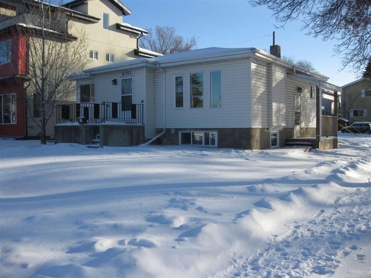 Main Photo: 8755 92A Avenue in Edmonton: Zone 18 House for sale : MLS®# E4221392