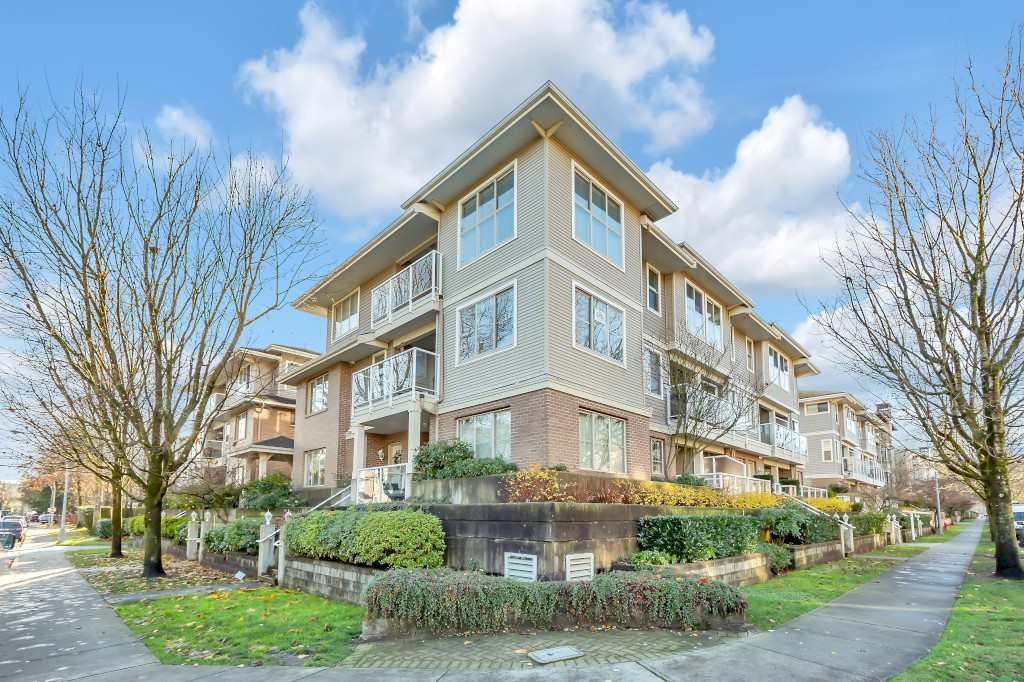 """Main Photo: 112 2432 WELCHER Avenue in Port Coquitlam: Central Pt Coquitlam Townhouse for sale in """"GARDENIA"""" : MLS®# R2521605"""