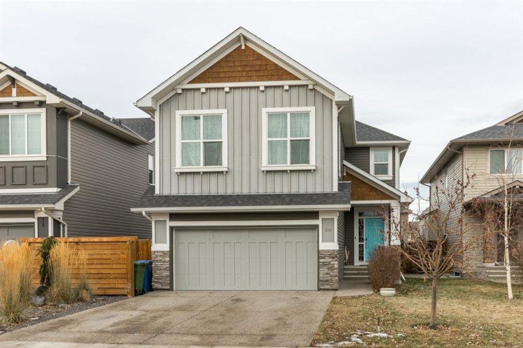 Main Photo: 56 AUBURN SHORES Manor SE in Calgary: Auburn Bay Detached for sale : MLS®# A1052787