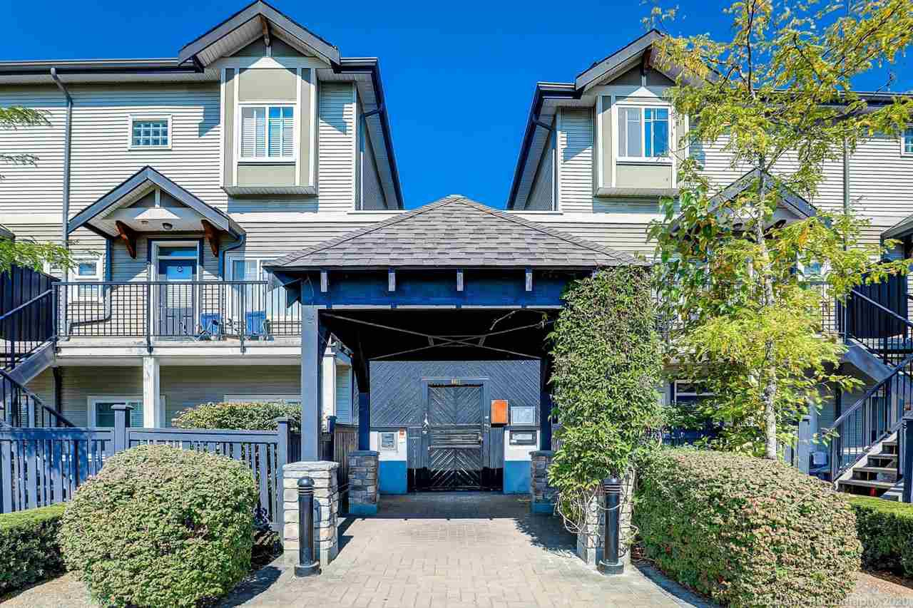 Main Photo: 208 5211 Irmin Street in Burnaby: Metrotown Townhouse for sale (Burnaby South)  : MLS®# R2497729