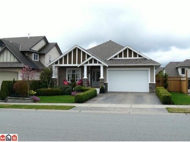 Main Photo: 2841 Cambie in Abbotsford: Aberdeen House for sale : MLS®# F1008217