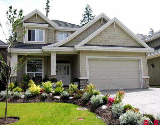 "Main Photo: 3592 150A ST in Surrey: Morgan Creek House for sale in ""West Rosemary"" (South Surrey White Rock)  : MLS®# F2611587"
