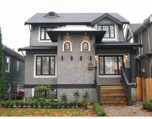 Main Photo: 3288 W 14TH AV in Vancouver: House for sale : MLS®# V743874