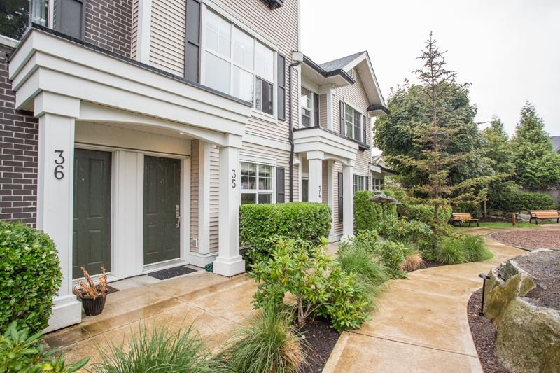 "Photo 19: Photos: 35 2469 164 Street in Surrey: Grandview Surrey Townhouse for sale in ""AbbeyRoad"" (South Surrey White Rock)  : MLS®# R2398912"