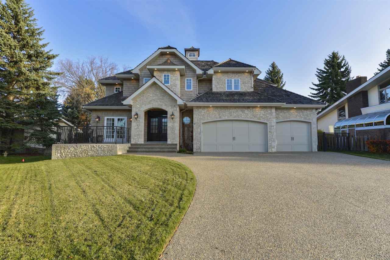 Main Photo: 47 MARLBORO Road in Edmonton: Zone 16 House for sale : MLS®# E4177625