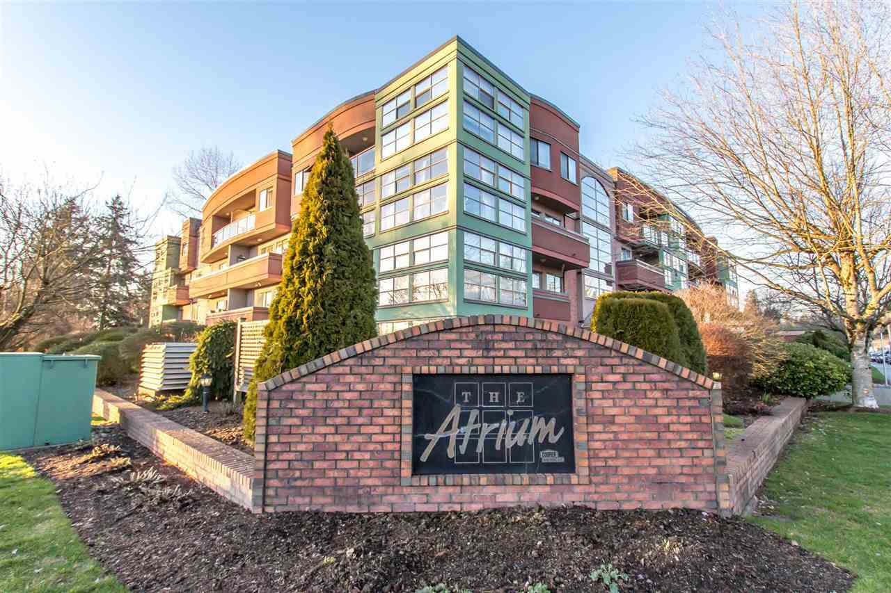 "Main Photo: 402 12025 207A Street in Maple Ridge: Northwest Maple Ridge Condo for sale in ""The Atrium"" : MLS®# R2430616"