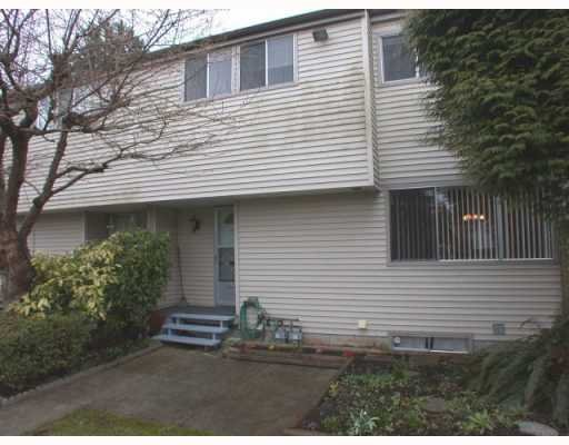 Main Photo: 125 3465 E 49TH AVE in : Killarney VE Townhouse for sale (Vancouver East)  : MLS®# V758721