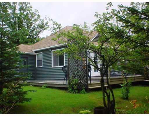 Main Photo: 34 DESALABERRY Road in ST MALO: Manitoba Other Single Family Detached for sale : MLS®# 2712175