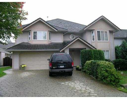 "Main Photo: 1309 OXFORD Street in Coquitlam: Burke Mountain House for sale in ""COBBLESTONE GATE"" : MLS®# V671745"