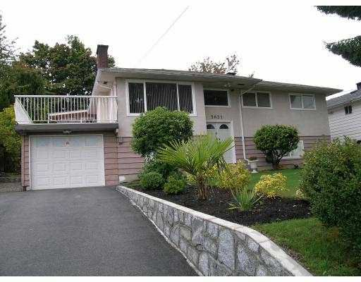Main Photo: 5831 WINCH Street in Burnaby: Parkcrest House for sale (Burnaby North)  : MLS®# V677996