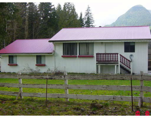Main Photo: 36225 RIDGEVIEW Road in Mission: Dewdney Deroche House for sale : MLS®# F2810957
