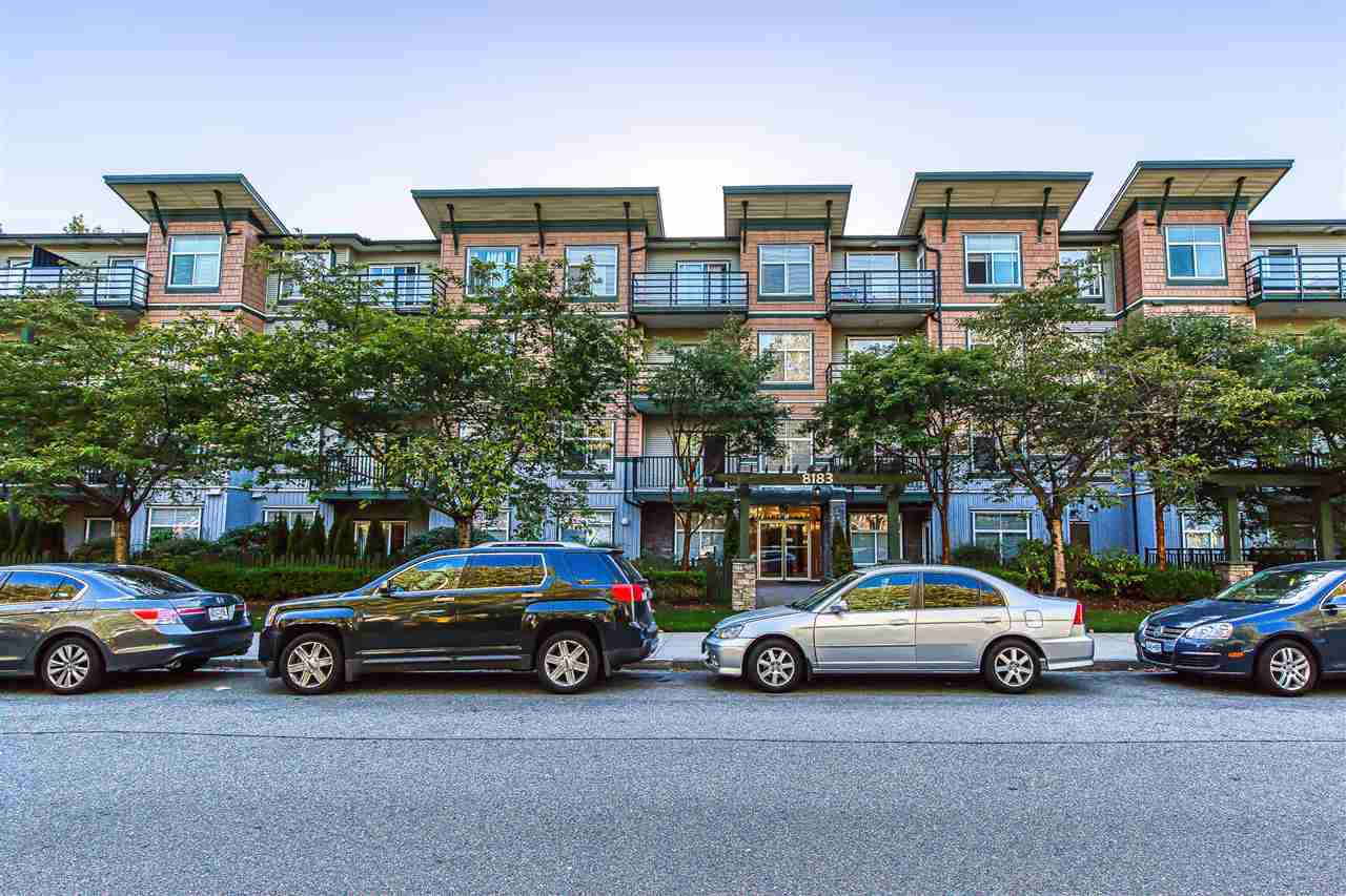 "Main Photo: 311 8183 121A Street in Surrey: Queen Mary Park Surrey Condo for sale in ""CELESTE"" : MLS®# R2399441"