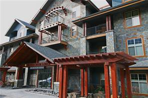 Main Photo: 218A 1818 Mountain Avenue in Canmore: Apartment