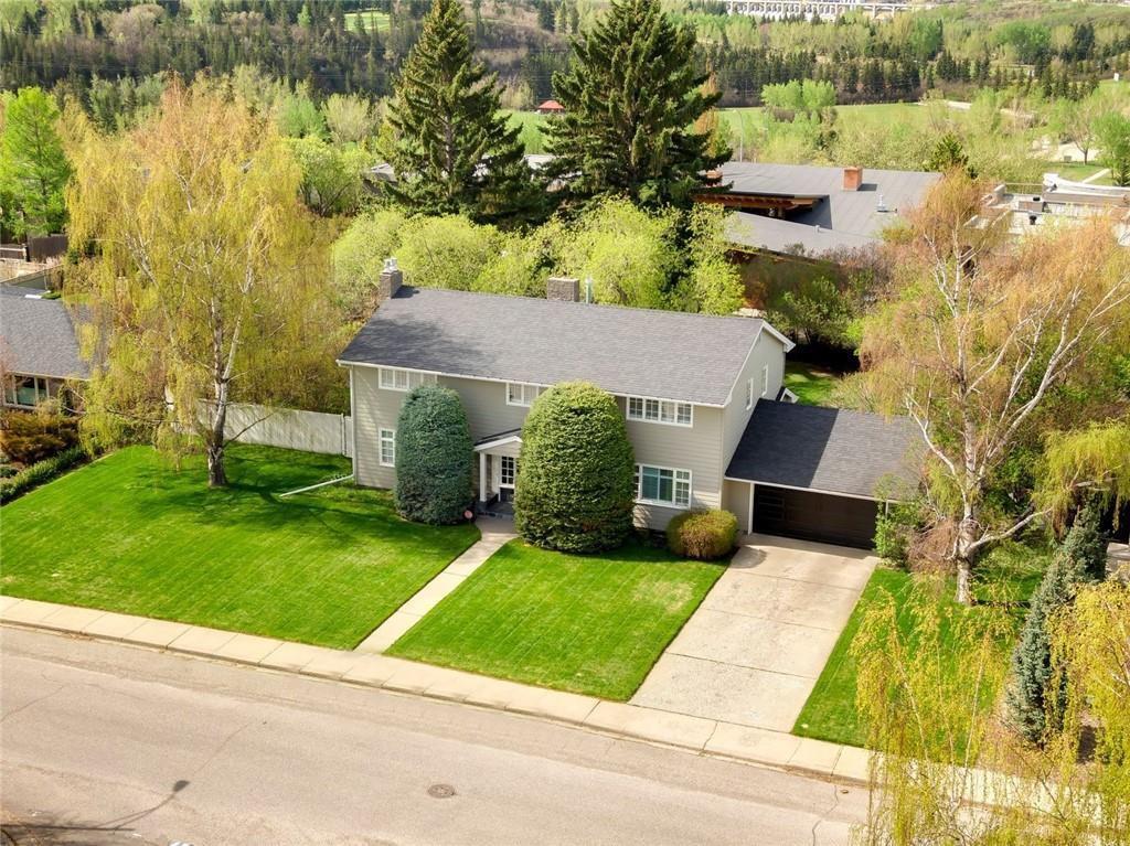 Main Photo: 4719 CORONATION Drive SW in Calgary: Britannia Detached for sale : MLS®# C4298017