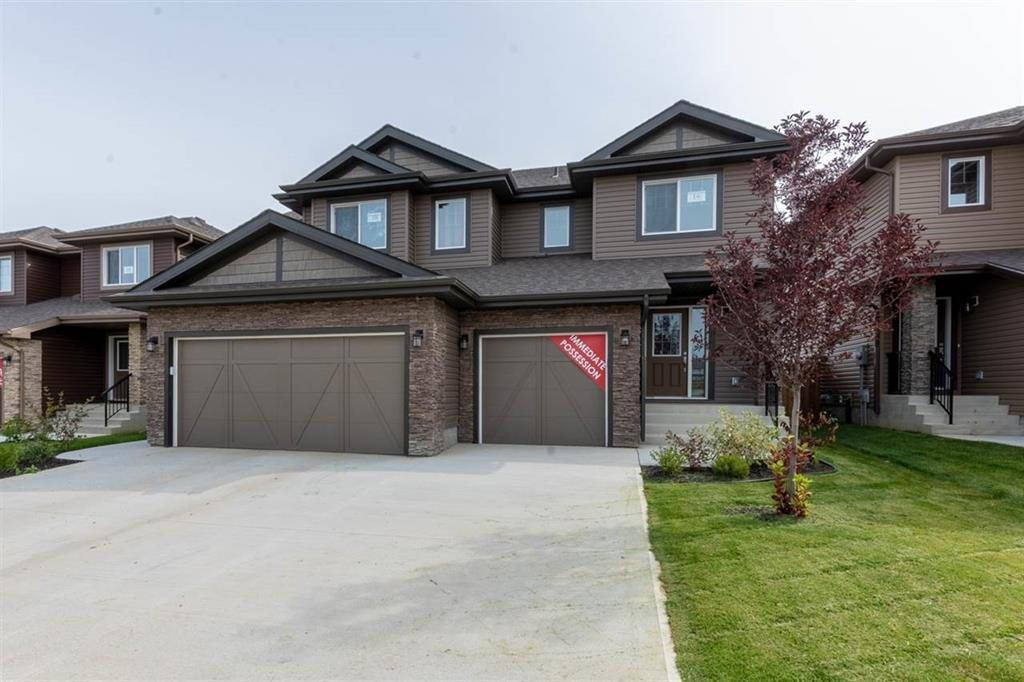 Main Photo: 24 PRAIRIE Gate: Spruce Grove House Half Duplex for sale : MLS®# E4208560