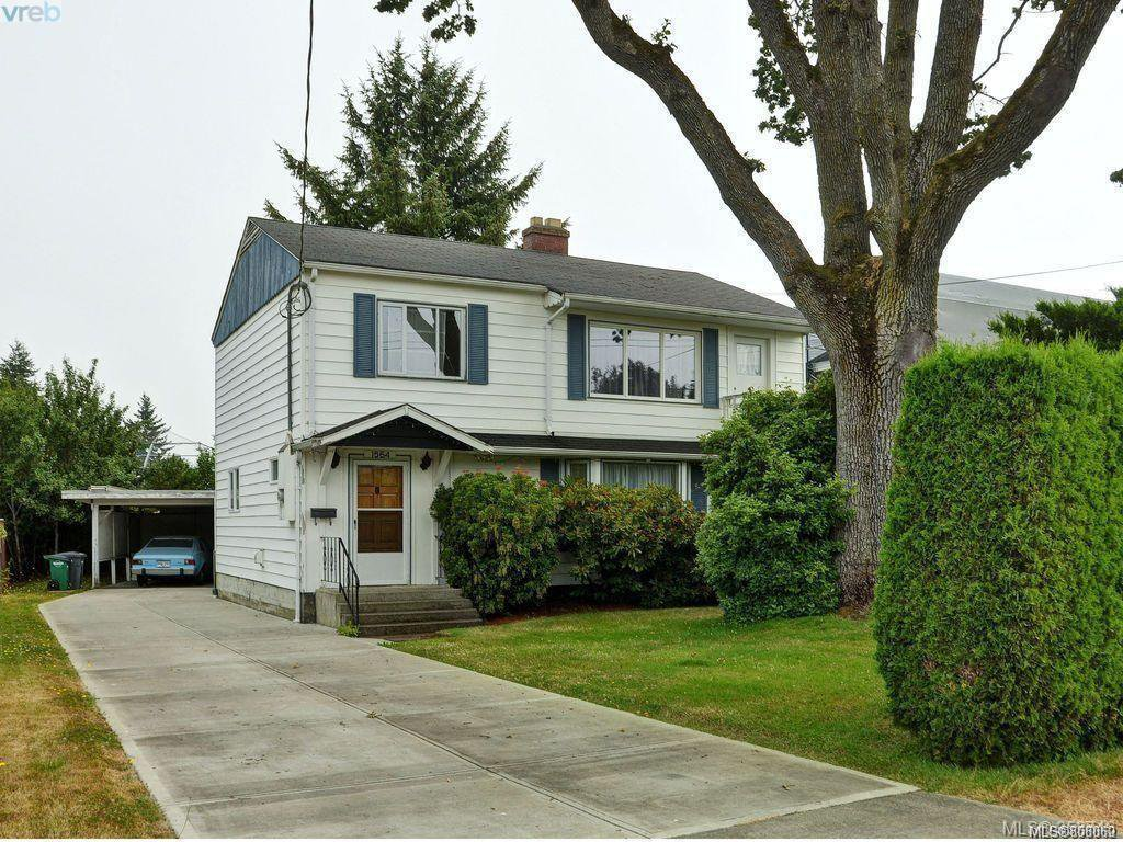 Main Photo: 1564 San Juan Ave in : SE Gordon Head House for sale (Saanich East)  : MLS®# 858060