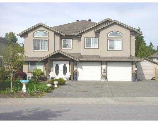 Main Photo: 12707 227A Street in Maple_Ridge: East Central House for sale (Maple Ridge)  : MLS®# V665192