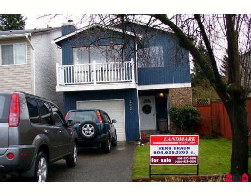 "Photo 1: Photos: 202 DAVIS in Langley: Aldergrove Langley House for sale in ""Springfield Village"" : MLS®# F2800953"