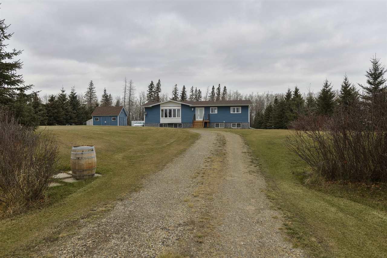 Main Photo: 70 54519 Range Road 273: Rural Sturgeon County House for sale : MLS®# E4179042