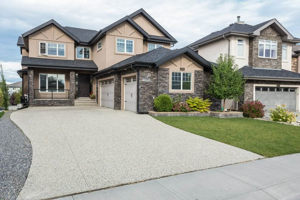 Main Photo: 513 CALLAGHAN Point in Edmonton: Zone 55 House for sale : MLS®# E4183100