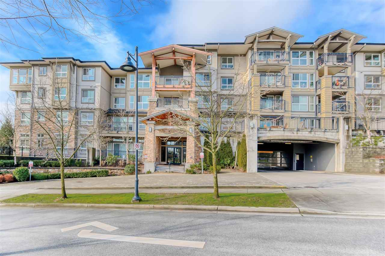 """Main Photo: 201 1330 GENEST Way in Coquitlam: Westwood Plateau Condo for sale in """"LANTERNS AT DAYANEE SPRINGS"""" : MLS®# R2432277"""