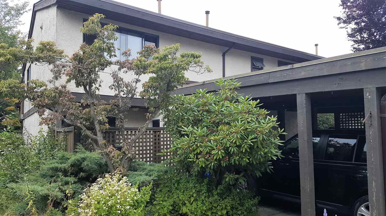 Main Photo: 58 11491 7TH AVENUE in : Steveston Village Townhouse for sale : MLS®# R2185954