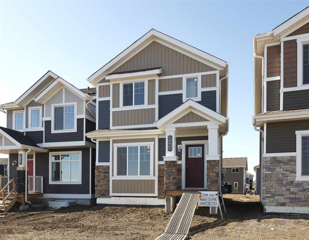 Main Photo: 16611 30 Avenue in Edmonton: Zone 56 House for sale : MLS®# E4200893