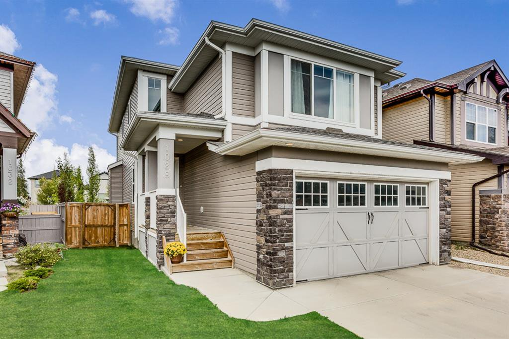 Undeniable curb appeal