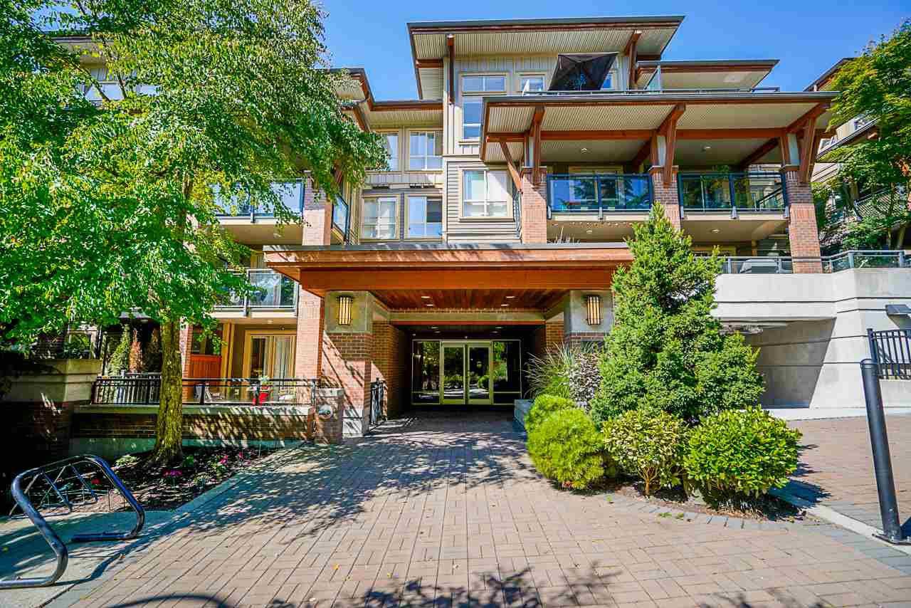 Main Photo: 419 1633 MACKAY Avenue in North Vancouver: Pemberton NV Condo for sale : MLS®# R2492154