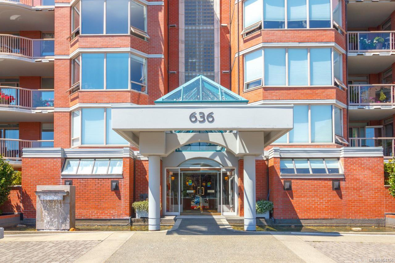 Main Photo: 201 636 Montreal St in : Vi James Bay Condo for sale (Victoria)  : MLS®# 854756