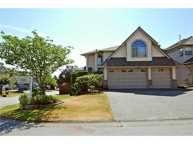 Main Photo: 2650 Pioneer Way in Port Coquitlam: Citadel PQ House for sale : MLS®# V843116