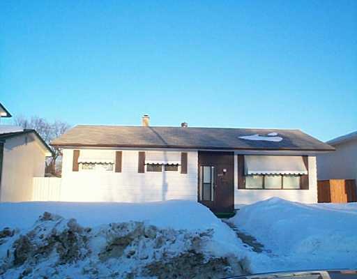 Main Photo: 975 BUCHANAN Boulevard in Winnipeg: Westwood / Crestview Single Family Detached for sale (West Winnipeg)  : MLS®# 2503209