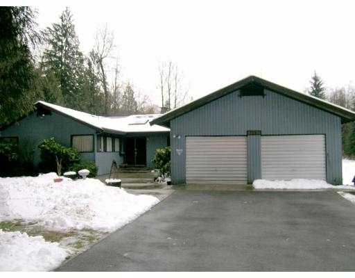 Main Photo: 25036 116TH Avenue in Maple_Ridge: Websters Corners House for sale (Maple Ridge)  : MLS®# V686191