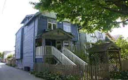 Main Photo: 2720-2724 West 6th Avenue: House for sale (Kitsilano)