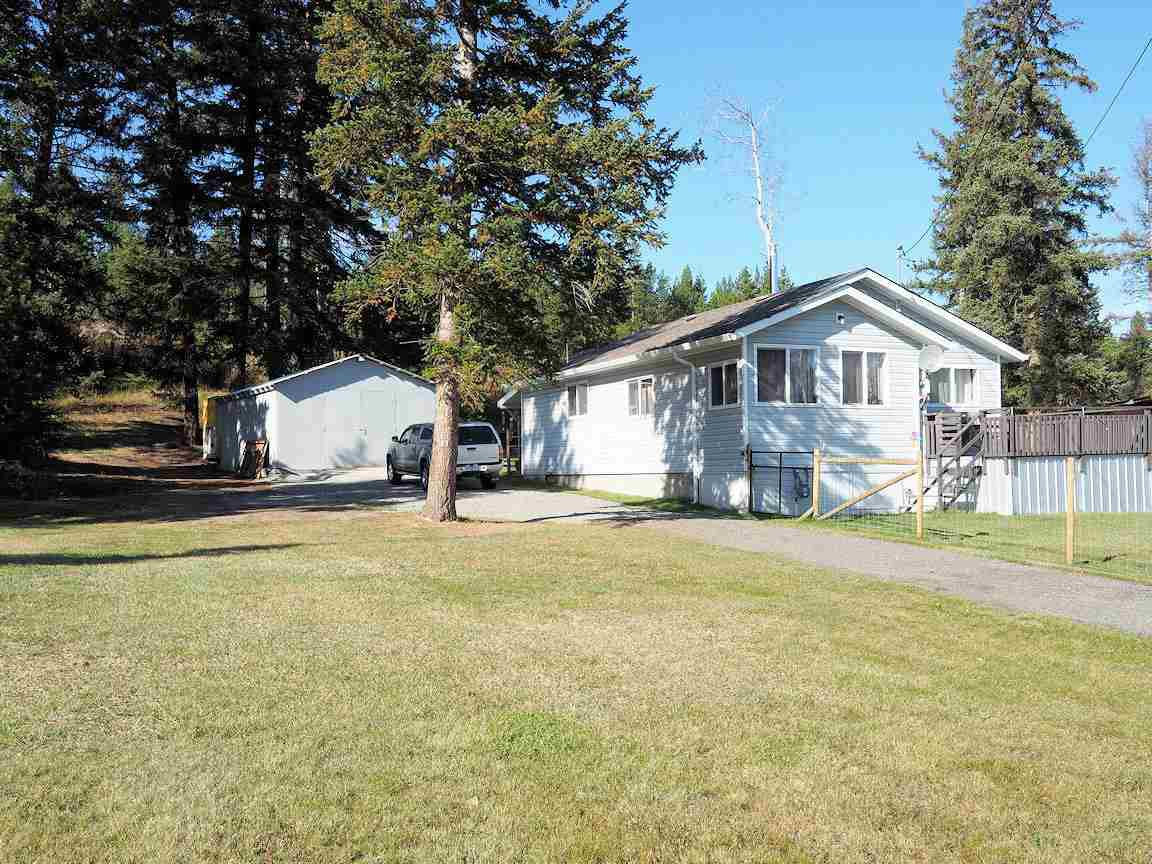 Main Photo: 5136 PERKINS Road: Forest Grove House for sale (100 Mile House (Zone 10))  : MLS®# R2411478