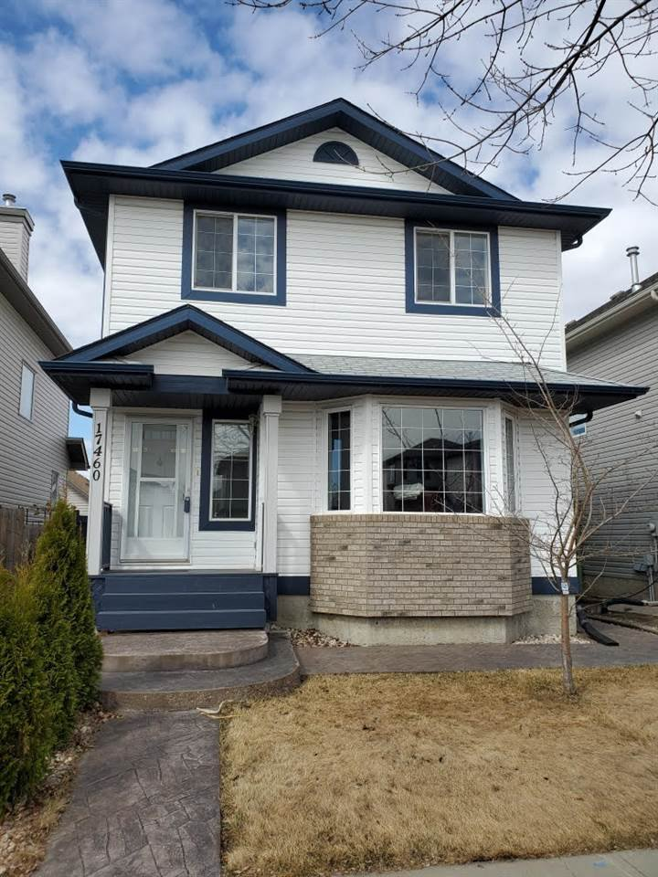 Main Photo: 17460 89 Street in Edmonton: Zone 28 House for sale : MLS®# E4186853