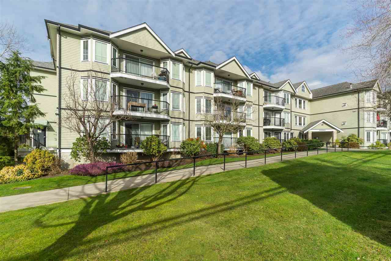 "Main Photo: 108 20881 56 Avenue in Langley: Langley City Condo for sale in ""Robert's Court"" : MLS®# R2439901"