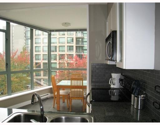 Main Photo: # 504 1238 BURRARD ST in Vancouver: Condo for sale : MLS®# V802617
